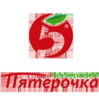 Логотип ПЯТЁРОЧКА