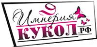 Логотип ИМПЕРИЯ КУКОЛ