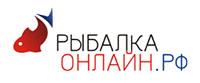 Логотип РЫБАЛКА ОНЛАЙН