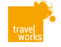 Travel works, логотип