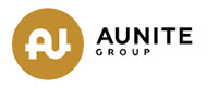 Логотип Aunite group